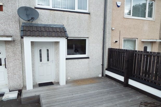 Thumbnail Terraced house to rent in Collessie Drive, Garthamlock