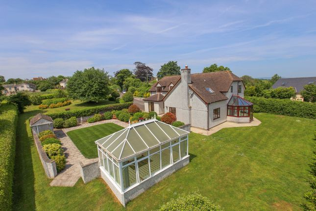 Thumbnail Detached house for sale in Gourders Lane, Kingskerswell, Newton Abbot