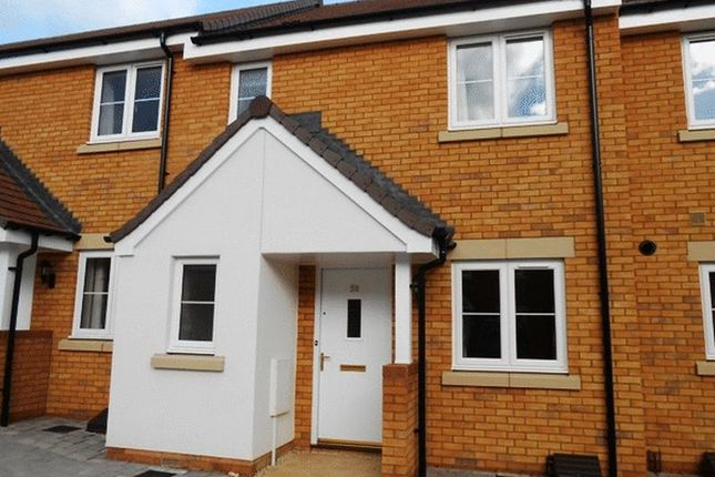 Thumbnail Terraced house to rent in Dakota Drive, Calne
