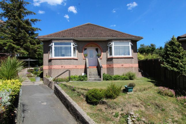 Thumbnail Detached bungalow for sale in Corstorphine Hill Crescent, Edinburgh