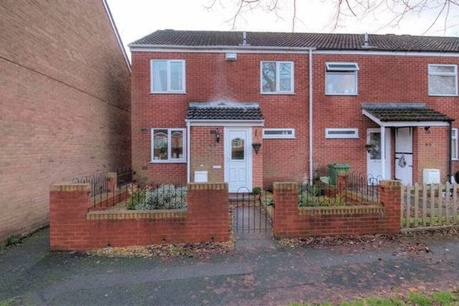Thumbnail Terraced house to rent in Churncote, Stirchley, Telford, Shropshire.