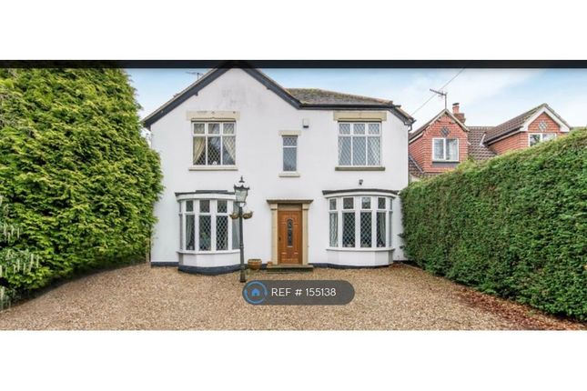 Thumbnail Detached house to rent in Chatsworth Road, Chesterfield