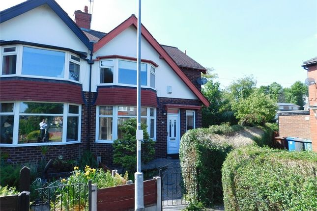 Thumbnail Semi-detached house to rent in Muirfield Close, Prestwich, Manchester