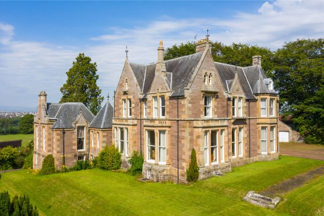 Thumbnail Detached house for sale in Baron Hill, 70 Glamis Road, Forfar, Angus