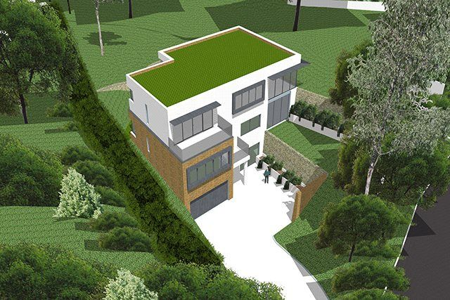 Thumbnail Property for sale in Mount Road, Woking, Surrey