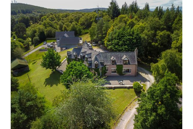 Detached house for sale in Leachkin, Inverness