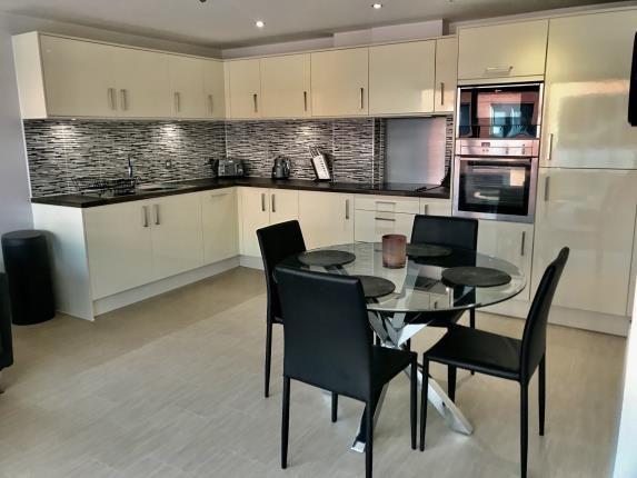 Lounge Kitchen Diner