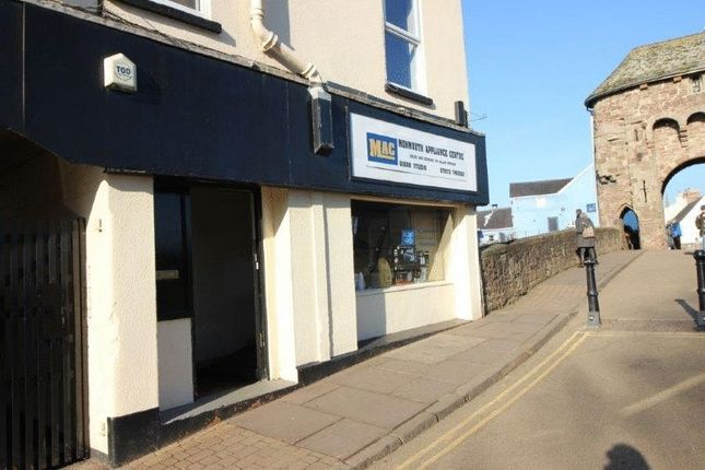 Thumbnail Retail premises to let in Monnow Bridge, Monmouth