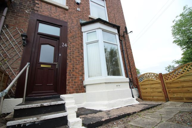 Terraced house to rent in Mackenzie Street, Bolton
