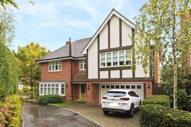 Detached house to rent in Wrens Hill, Oxshott, Leatherhead, Surrey