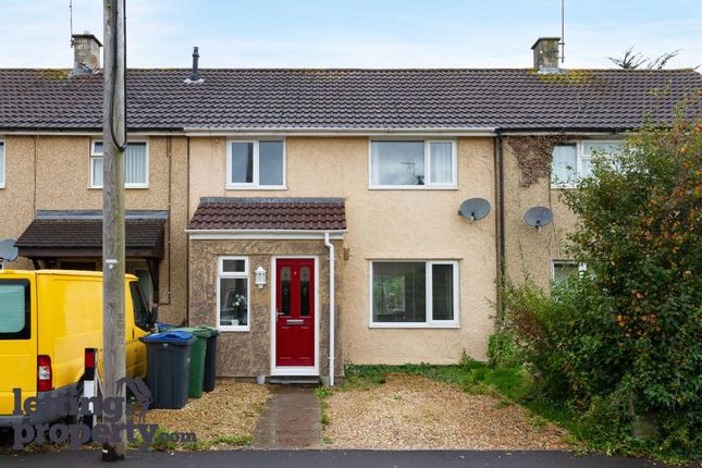 Thumbnail Terraced house to rent in Pipsmore Road, Chippenham