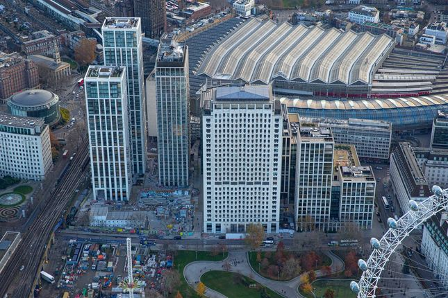 Aerial Image of Southbank Place, One Casson Square, York Road, London SE1