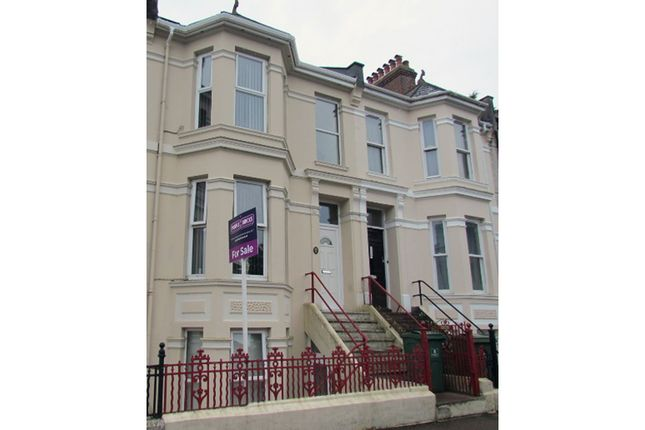 Thumbnail Terraced house for sale in Fellowes Place, Plymouth