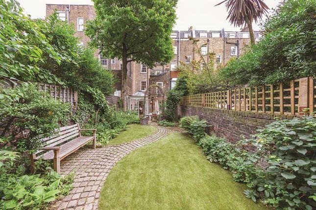 Thumbnail Terraced house for sale in Ossington Street, London