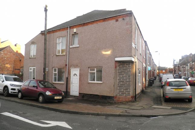 Thumbnail Shared accommodation to rent in Mill Street, Ilkeston, Derbyshire