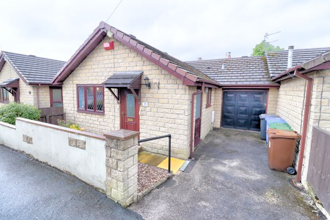 Thumbnail Semi-detached bungalow for sale in Bond Street, Heyrod, Stalybridge