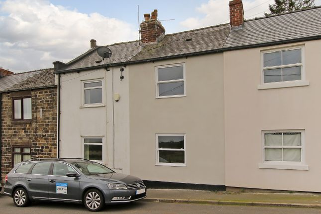 2 bed terraced house for sale in Brickhouse Lane, Dore, Sheffield S17