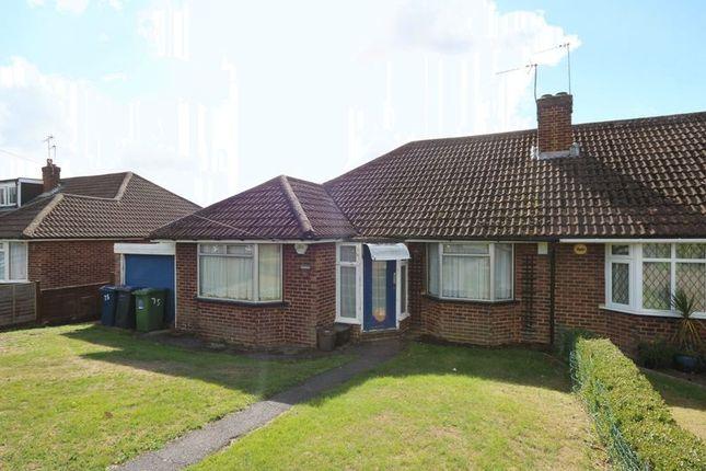 Thumbnail Semi-detached bungalow to rent in Elizabeth Avenue, Little Chalfont, Amersham