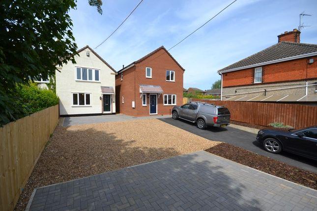 Thumbnail Terraced house for sale in Doddington Road, Earls Barton, Northampton