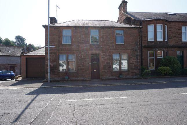 Thumbnail End terrace house for sale in Cassalands, Dumfries