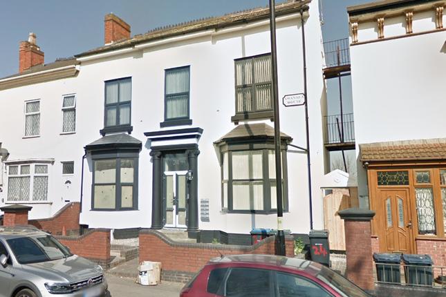 Thumbnail Studio to rent in Victoria Road, Birmingham
