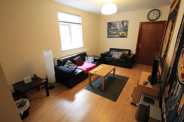 Thumbnail Terraced house to rent in Malefant Street, Cathays, Cardiff
