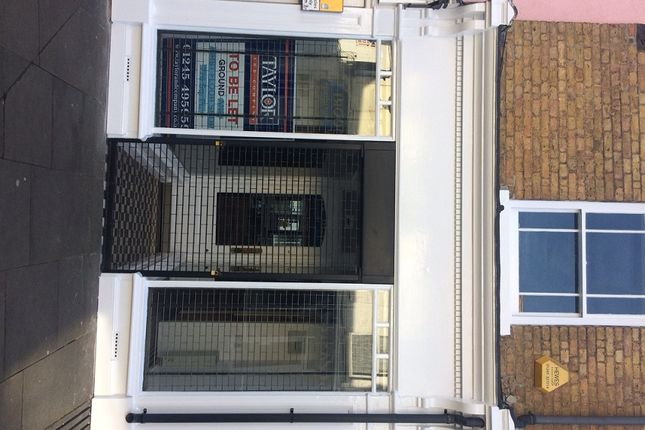 Thumbnail Retail premises to let in Baddow Road, Chelmsford