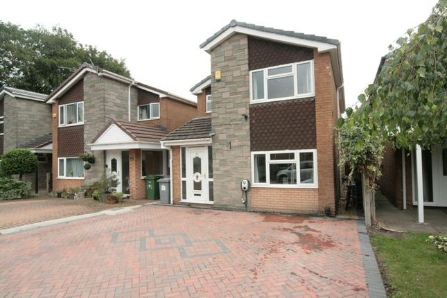 Thumbnail Detached house to rent in Cunliffe Drive, Sale