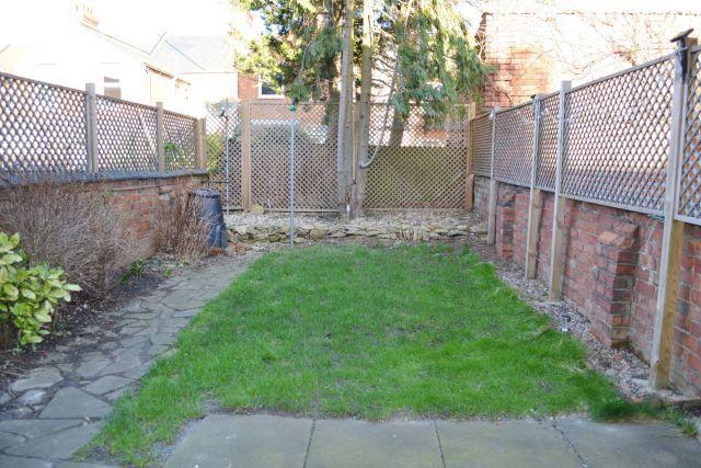Rear Garden of Turner Street, Abington, Northampton NN1