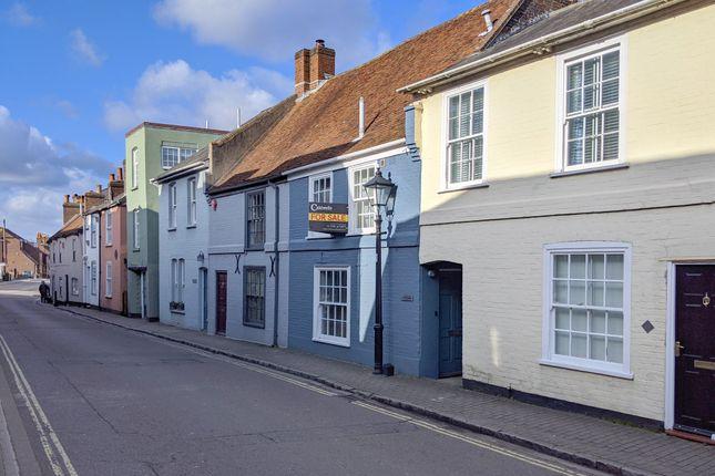 Captains Row, Lymington, Hampshire SO41