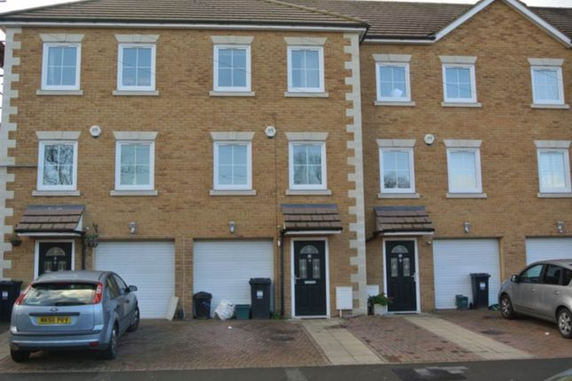 Thumbnail Terraced house to rent in Corban Road, Hounslow