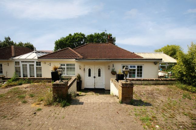 Thumbnail Detached bungalow for sale in Abbey Lodge, Waltham Abbey, Essex