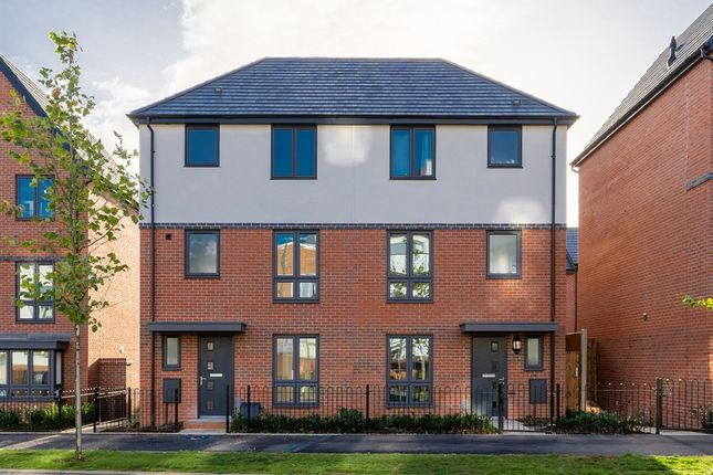 """Thumbnail Town house for sale in """"The Carter"""" at Austin Way, Birmingham"""