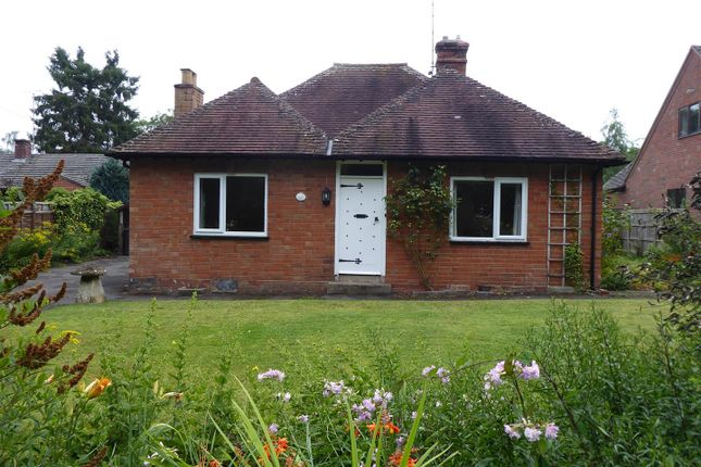 Thumbnail Bungalow to rent in Kissing Tree Lane, Alveston, Stratford Upon Avon