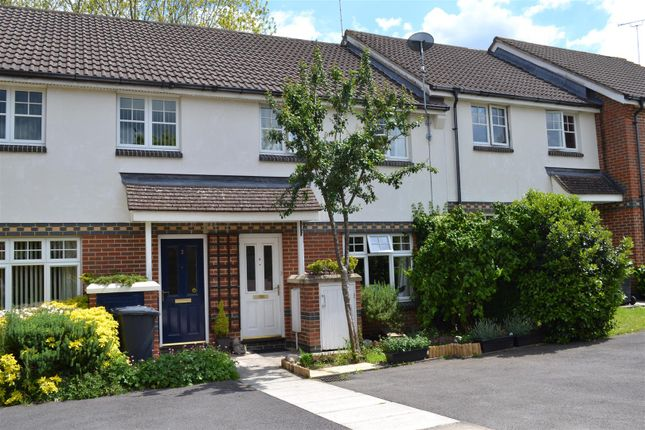 Thumbnail Terraced house for sale in Sims Close, Bramley, Tadley