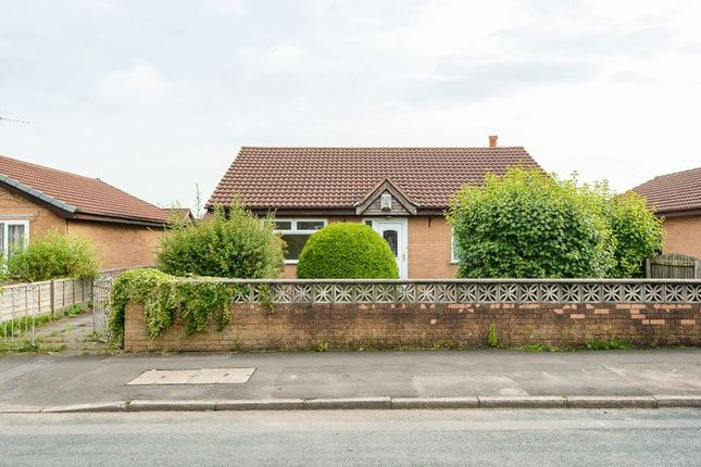 Thumbnail Detached bungalow for sale in Chapel Street, Coppull, Chorley