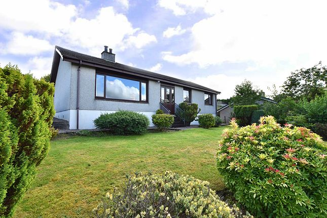 Thumbnail Detached bungalow for sale in Sutherland Avenue, Fort William