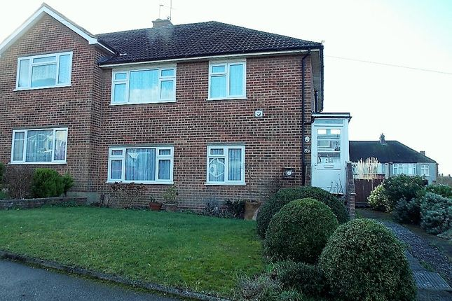2 bed flat for sale in Mansell Drive, Borstal
