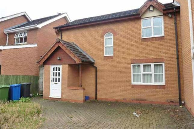 Thumbnail Semi-detached house to rent in Caister, Amington Fields, Tamworth, Staffordshire
