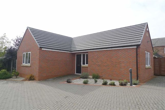 Thumbnail Detached bungalow to rent in Admiral Court, Ilkeston, Derbyshire