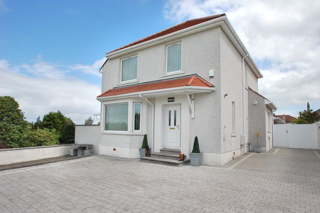 Thumbnail Detached house for sale in Cromwell Road West, Falkirk
