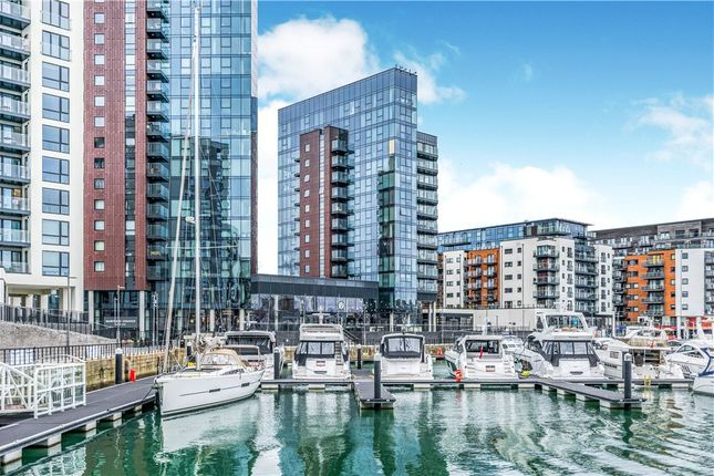 Thumbnail Flat for sale in The Hawkins Tower, Admirals Quay, Ocean Way