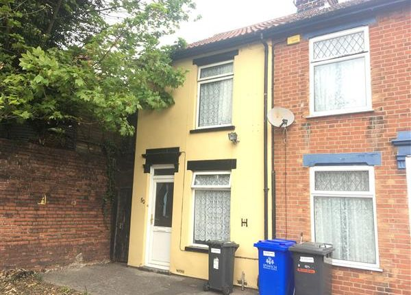 Thumbnail End terrace house for sale in Ashley Street, Ipswich