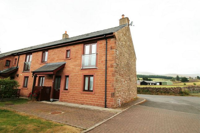 Thumbnail Semi-detached house to rent in 12 Townhead Court, Melmerby, Penrith, Cumbria