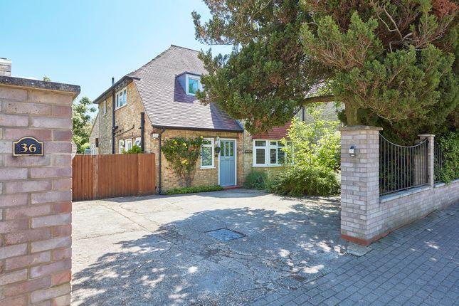 Thumbnail Detached house for sale in Garden Walk, Cambridge