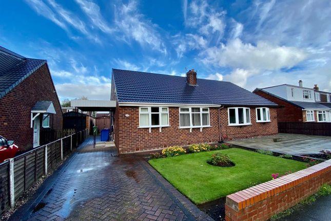 2 bed semi-detached bungalow to rent in Stockton View, Gainsborough Road, Warrington WA4