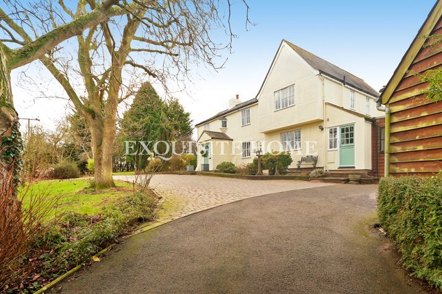 Thumbnail Detached house for sale in Bardfield End Green, Thaxted, Dunmow