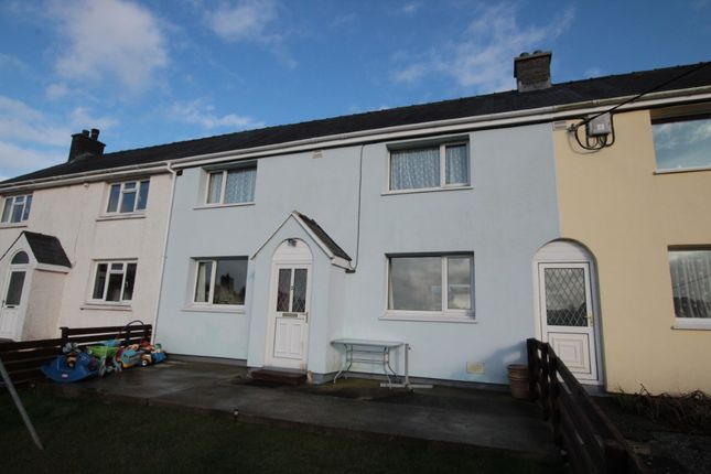 Thumbnail Terraced house for sale in Bro Llethi, Llanarth