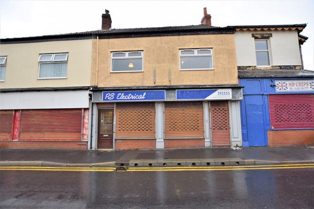 3 bed flat for sale in Pleasant Street, Blackpool, Lancashire FY1