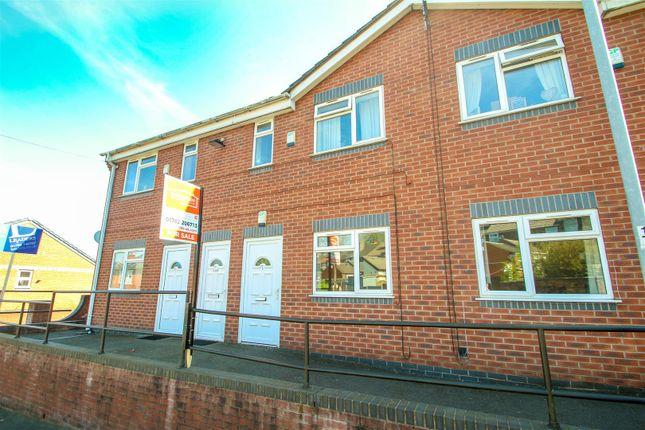 Externally of Bucknall Old Road, Hanley, Stoke-On-Trent ST1